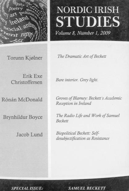 2009 Volume 8 – Number 1