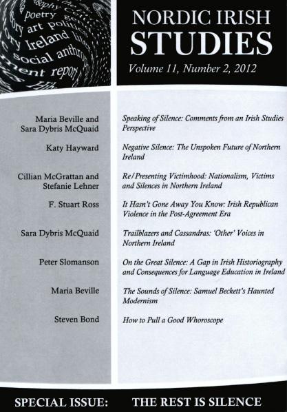 2012 Volume 11 – Number 2